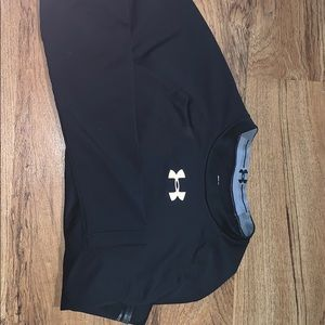 Under Armour long sleeve compression top